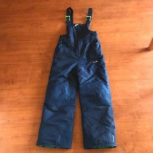 Champion snow bibs snow pants M (8-10)